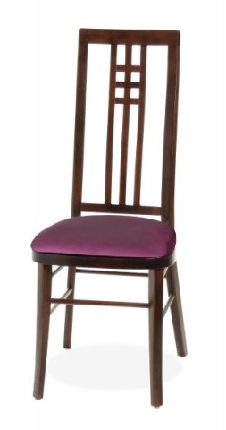 Contempo Chair, Fruitwood