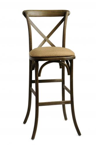sports shoes 2efc8 a3630 French Country Bar Stool – Hall's