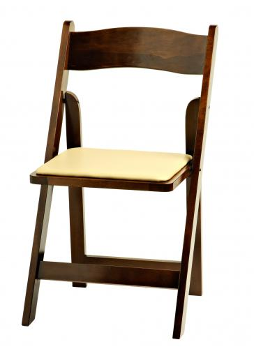 Wood Folding Chair Fruitwood Hall S