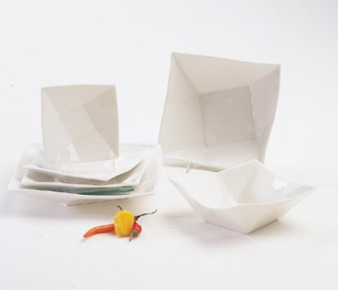 Origami Plates Amp Bowls Hall S
