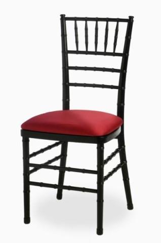 Versailles Chair, Black