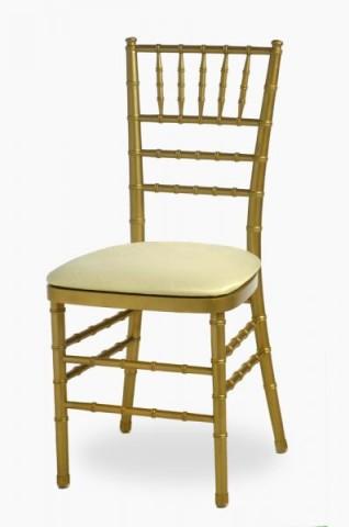 Bon Versailles Chair, Gold