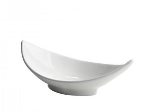 White Leaf Dish Hall S